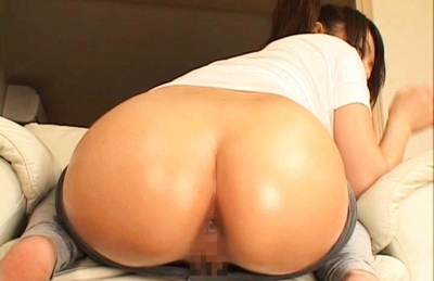 Minori Hatsune Asian model in sexy lingerie has a nice ass