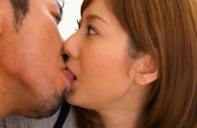 Yuma Asami Hot Asian doll enjoys riding hard cock