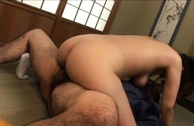Junko Watanabe Japanese beauty likes a hard fucking in all positions
