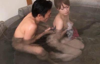 Akiho Yoshizawa Fucked in the Bathroom