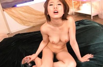 Two Hard Cocks Destroy Yui Misaki