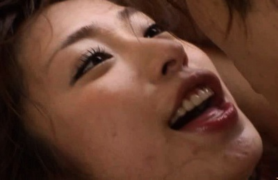 Mika Kayama Naughty Asian model is fucked in many positions
