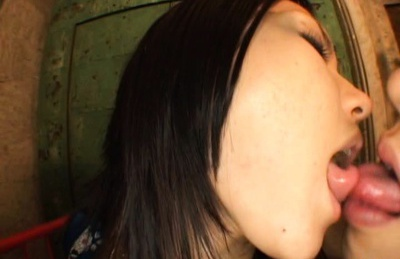 Maria Ozawa receives a nasty facial
