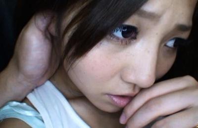 Anna Kisa Asian model gets a doggy fucking