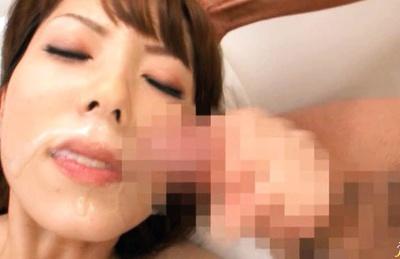 Super hot milf Yui Hatano fucks and sucks pov style