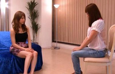 Akiho Yoshizawa and Yuma Asami Amazing Asian babes