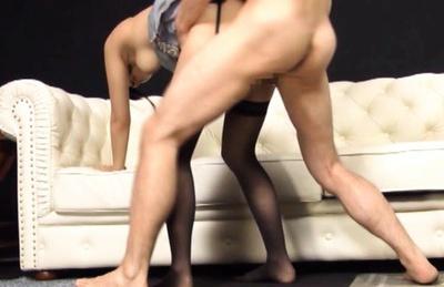 Unbelievable Nana Ogura foot job and hard fucking