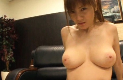 Big Titted Yuma Asami Has Her Big Boobs Bouncing