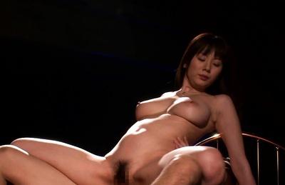 Kotomi asakura craves for cock in her moist vagina 6