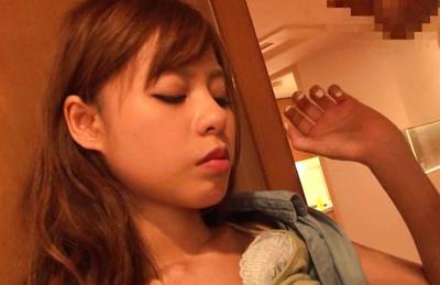 Arousing asian hottie Aina Tsuji gets hard fucked