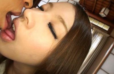 Arousing Asian teen enjoys true hardcore