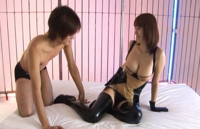 Yuma Asami Naughty Asian Model Enjoys Games