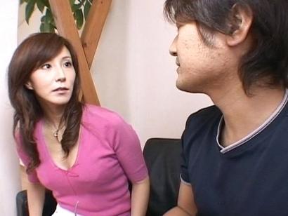 Honami Takasaka Hot Asian Housewife Enjoys Masturbating