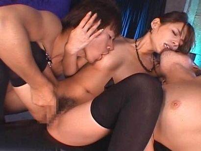 Tina Yuzuki Hot Asian Model Enjoys Threesomes