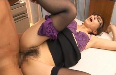Honami Takasaka Asian Model Gets Her Pussy Poked And Sucks Cock