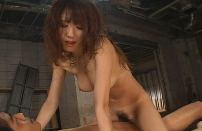 Asuka Sena Asian model gets fucked in all her holes