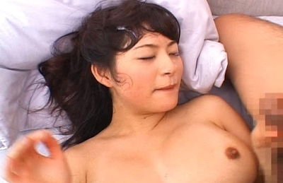 Megu Fujiura Sexy Asian model has big boobs she likes to show off
