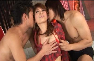 Hikari Hino Lovely Asian model who enjoys lots of sex