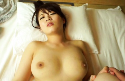 Busty Eri Hosaka screaming of high pleasure