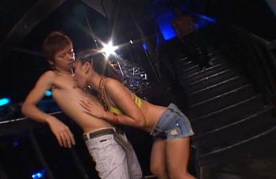 Nana Nanami Horny Asian model enjoys a hard fucking