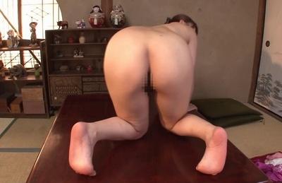 Sexy Kitsu yuka has a wild lingerie fuck