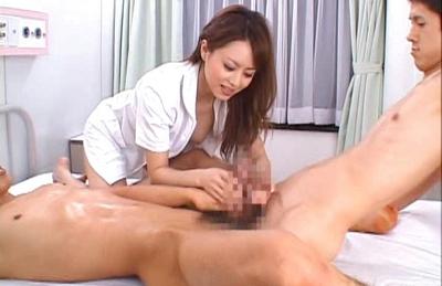 Akiho Yoshizawa Naughty Asian nurse likes to fuck