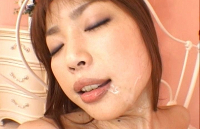 Risa Kasumi Asian model likes being fucked in all positions